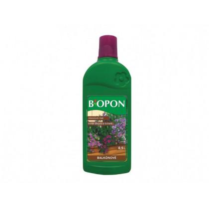 Kvapalné hnojivo pre balkónové rastliny - BIOPON - 500 ml
