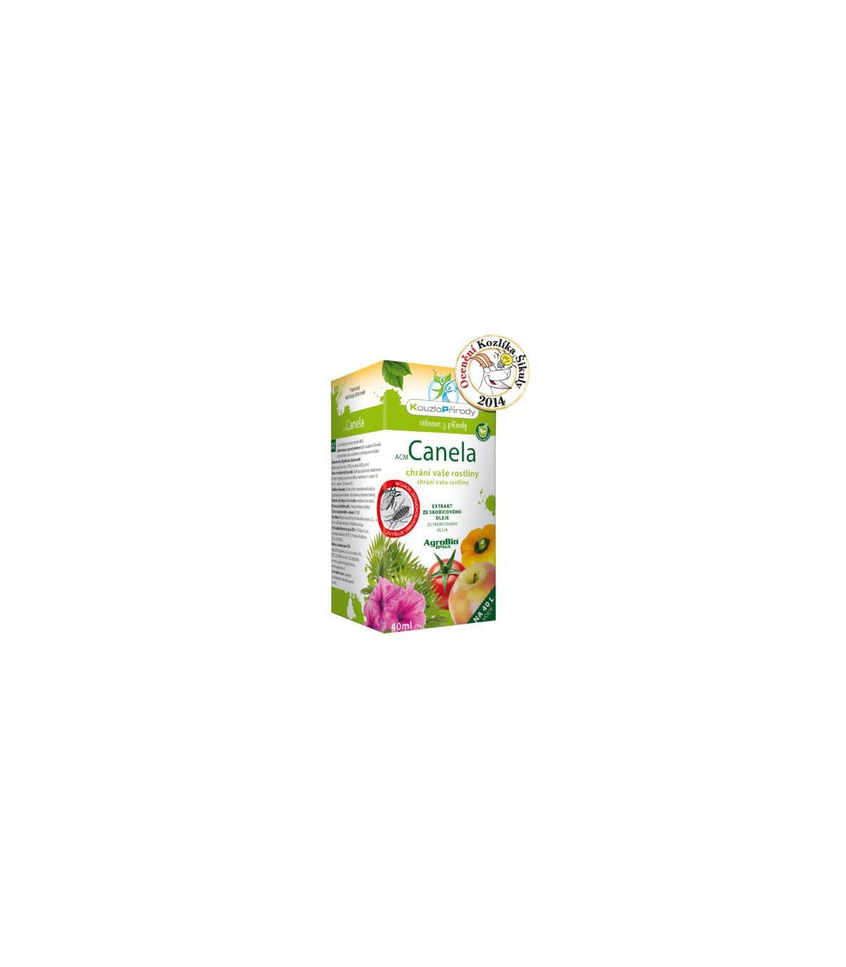 Canela - Extrakt zo škoricového oleja - 15 ml - na ochranu rastlín