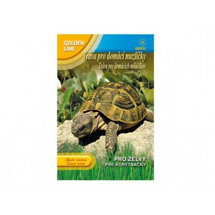 Tráva pre korytnačky - zmes osiva - 15 g
