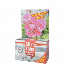 Hnojivo pre balkónové kvetiny - hnojivo v tabletách - 250 g