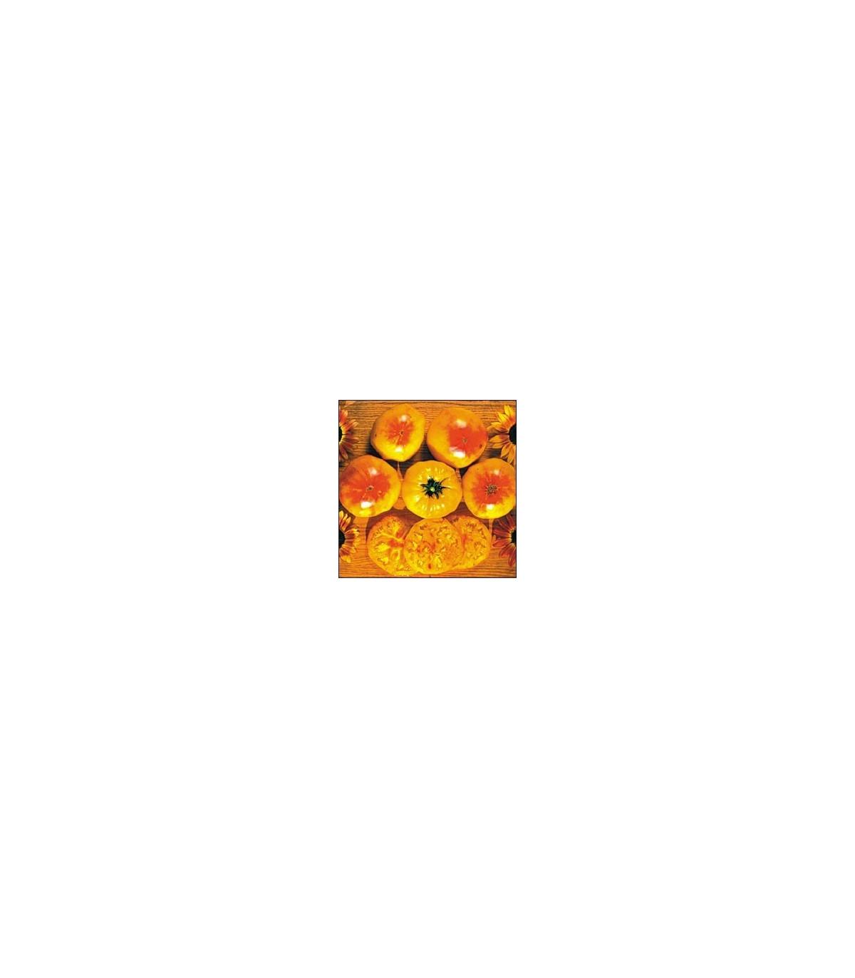 Rajče- Zlatá medaile- semena- 6 ks- Lycopersicon esculentum