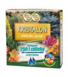 Kristalon Podzim - na prezimovanie rastlín - 0,5 kg