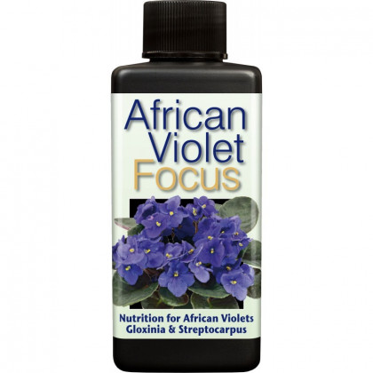 Hnojivo pre africké fialky - African violet focus - 100 ml