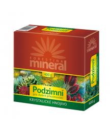 Kryštalické hnojivo jesenné - Forestina Mineral - 400 g