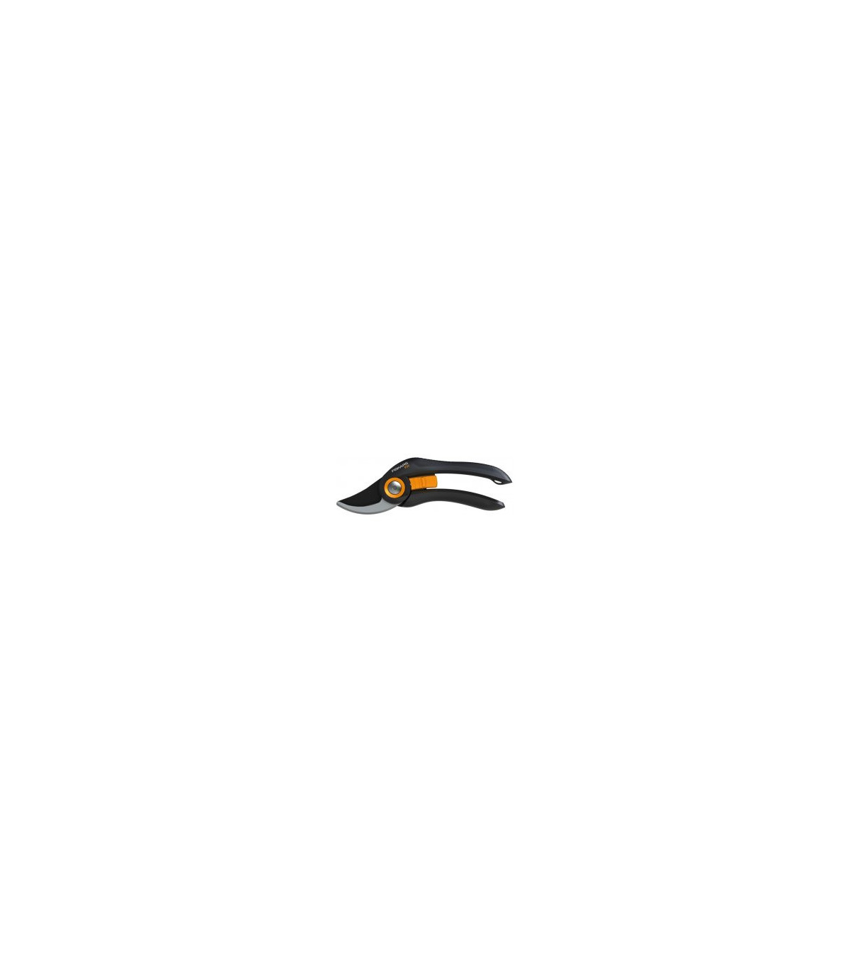 Nožnice dvojsečné Solid - černé - Fiskars - 1 ks