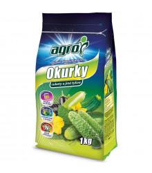 Agro - minerálne hnojivo na uhorky - 1 kg