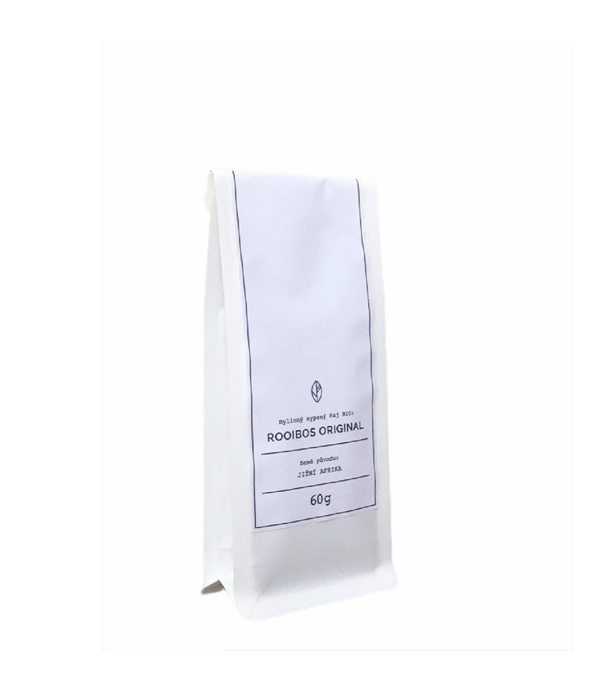BIO Rooibos Original - predaj bylinkových čajov - 60 g