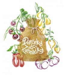 Darčekové balenie plné paradajek- darčekové balenie zdarma