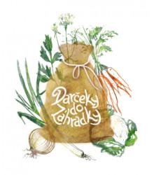 Darčekové balenie semien zeleniny do polievky - darčekový sáčok s visačkou zdarma