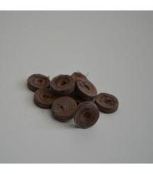 Sadbovacie tablety - Jiffy - 25 mm - 10 ks