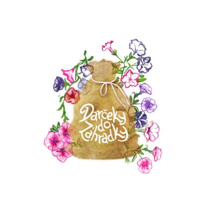 Darčekový balíček petúnií - darčekové balenie zadarmo