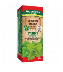 AgroBio - Bylinky - koncentrát - 100 ml