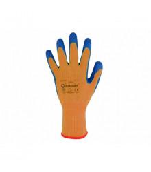 Pracovné rukavice - Davis - veľkosť 8 - 1 ks