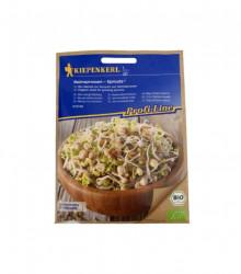 BIO Jemne korenistá zmes - Kiepenkerl - bio semienka na klíčky - 40 g