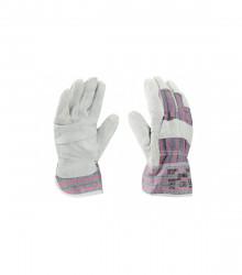 Pracovné rukavice - GINO - šedé - 1 pár