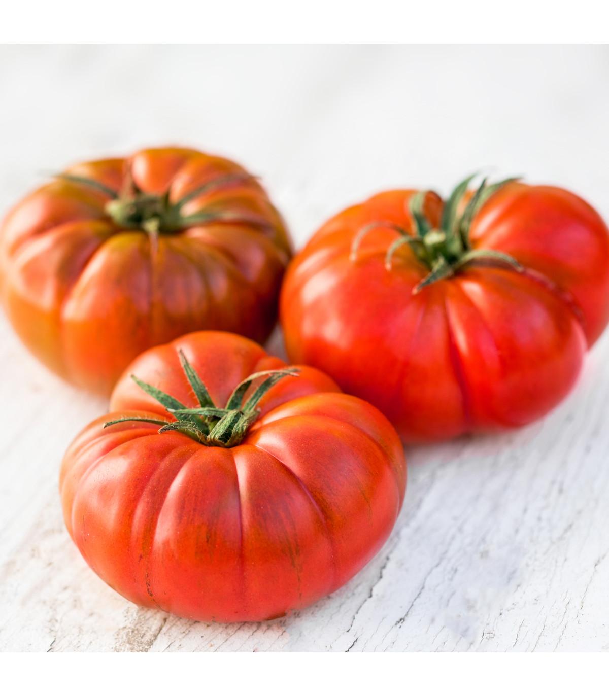 Rajče Brandywine červené - semena Rajčat - 7 ks
